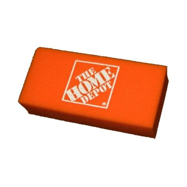 Promotional 7.5 X 3.5 Foam Brick With No Holes
