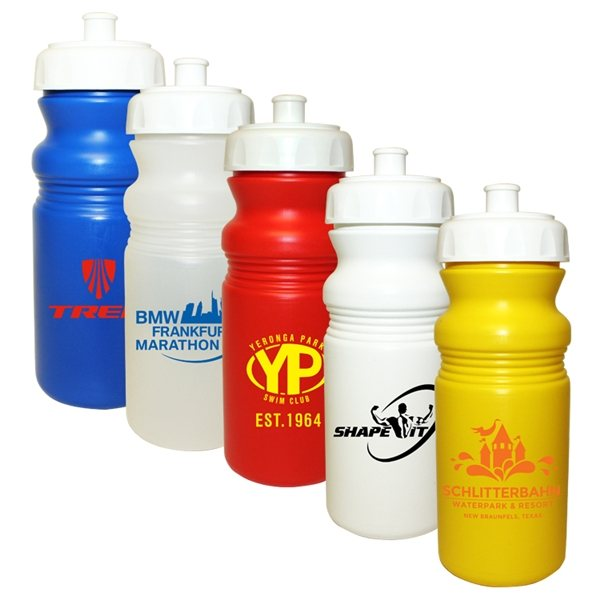 Promotional 20 oz Cycle Bottle - BPA Free