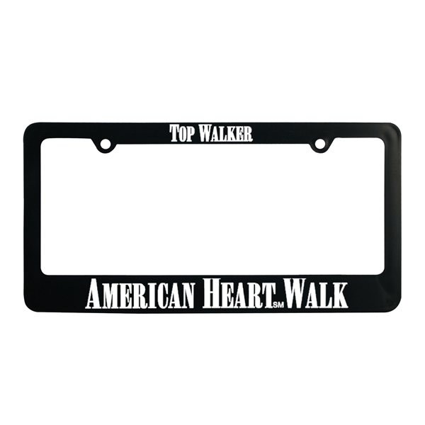 Promotional Classic License Frame With 2 Holes