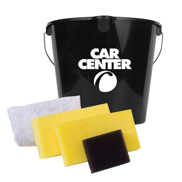 Promotional Wash n Buff - Car Wash Kit