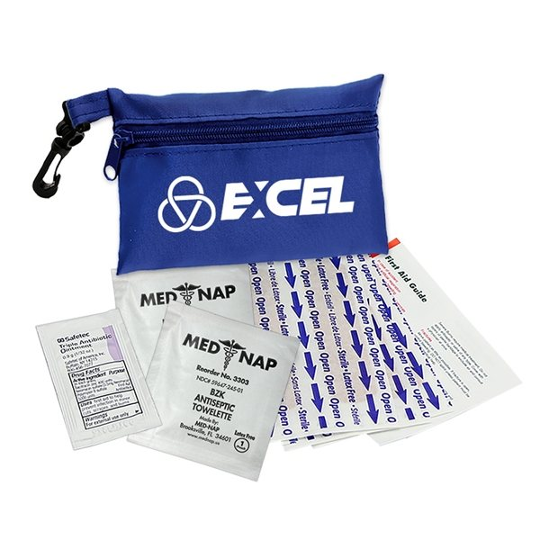 Promotional Zip Tote First Aid Kit