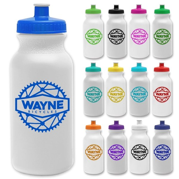 Promotional The Omni - 20 oz Bike Bottles
