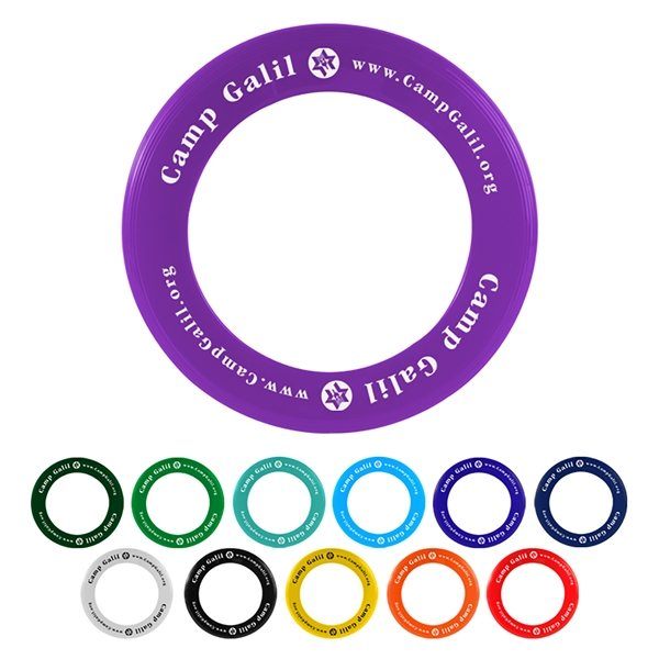 Promotional Polypropylene Zing Ring Flyer