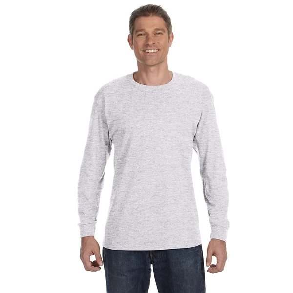 Promotional Jerzees(R) 5.6 oz DRI - POWER(R) ACTIVE Long - Sleeve T - Shirt