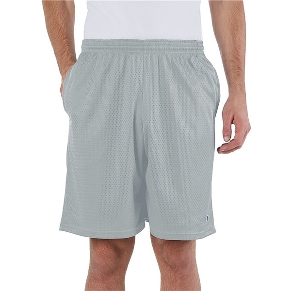 Promotional Champion 3.7 oz Mesh Short with Pockets