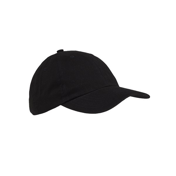 Promotional Big Accessories 6- Panel Brushed Twill Unstructured Cap