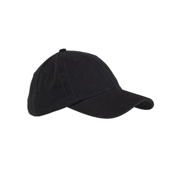 Promotional Big Accessories 6- Panel Washed Twill Low - Profile Cap