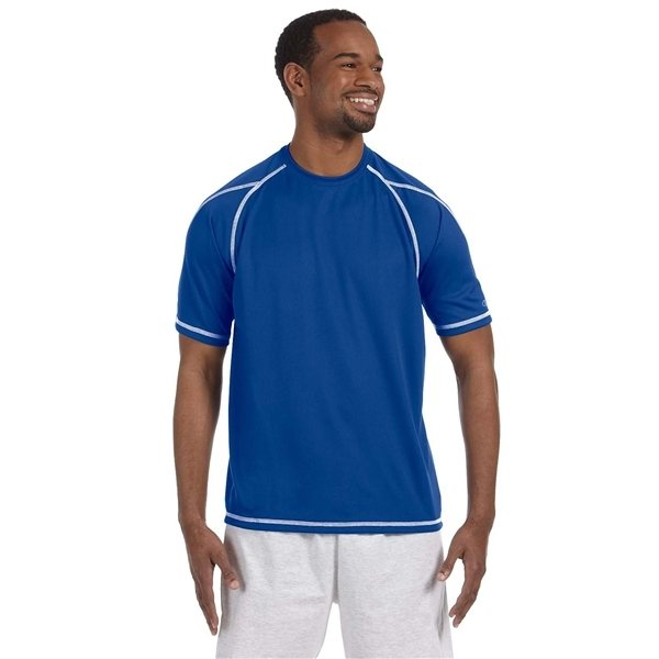 Promotional Champion 4.1 oz Double Dry(R) T - Shirt with Odor Resistance