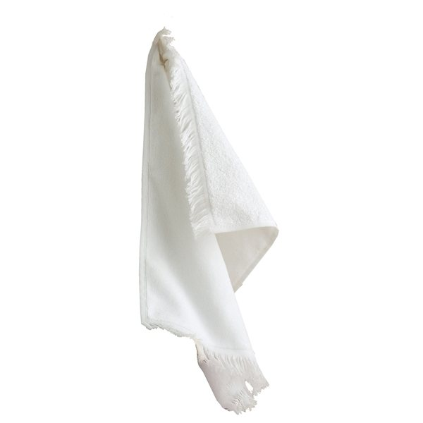 Promotional Anvil Fringed Hand Towel
