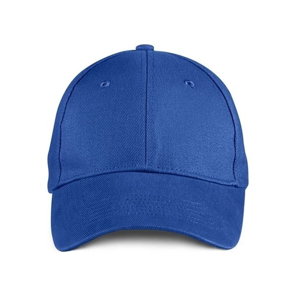 Promotional Anvil 6- Panel Brushed Twill Cap