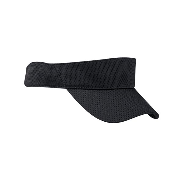 Promotional Big Accessories Sport Visor with Mesh