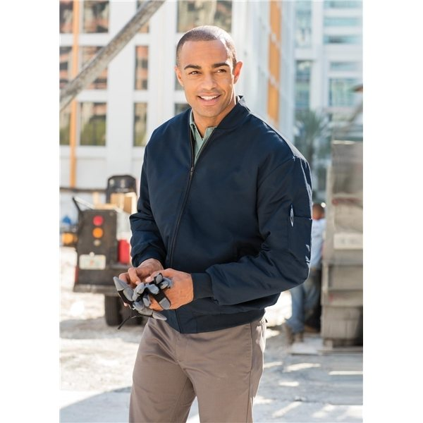 Promotional CornerStone Team Style Jacket with Slash Pockets