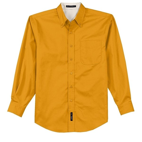 Promotional Port Authority Long Sleeve Easy Care Shirt - Colors