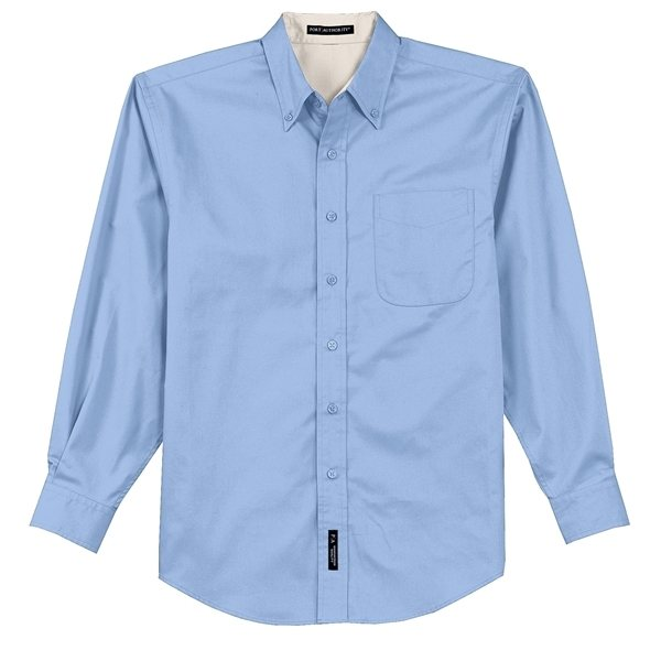 Promotional Port Authority Long Sleeve Easy Care Shirt