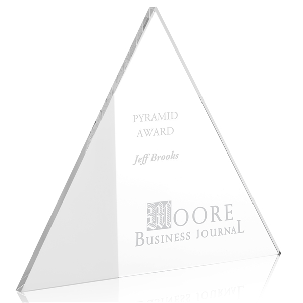 Promotional Frost Triangle Award