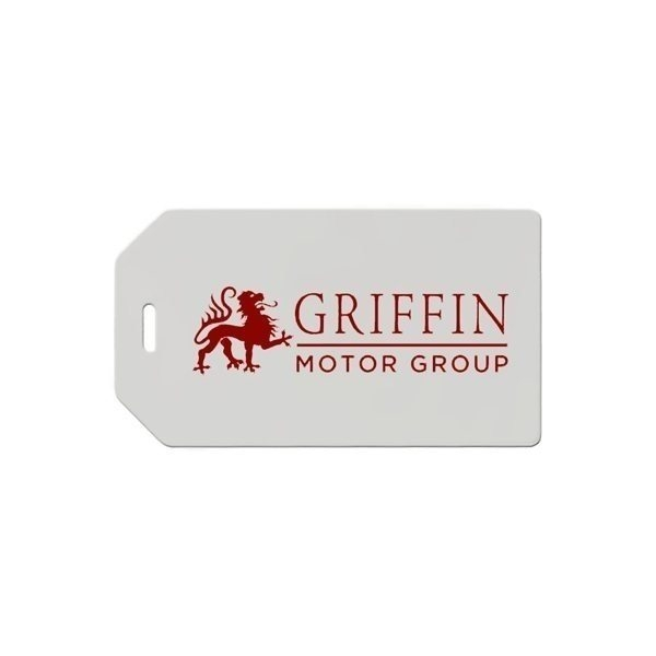 Promotional Oversized Luggage Tag