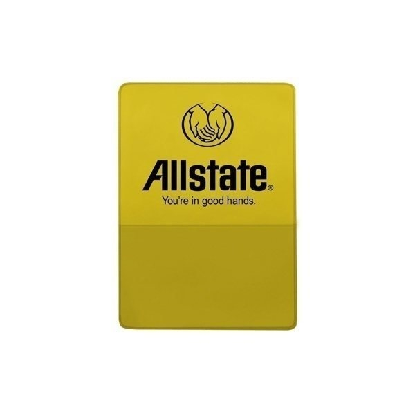 Promotional Insurance Card Holder