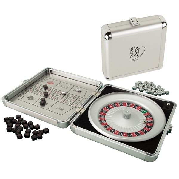 Promotional Fortuna Travel Roulette Set