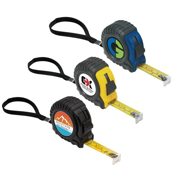 Promotional Seaton 12 ft. Tape Measure