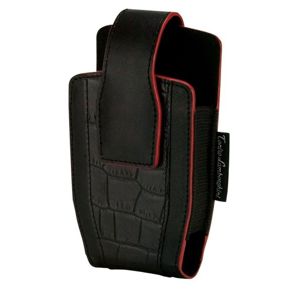 Promotional Black with red edge Blackberry Case