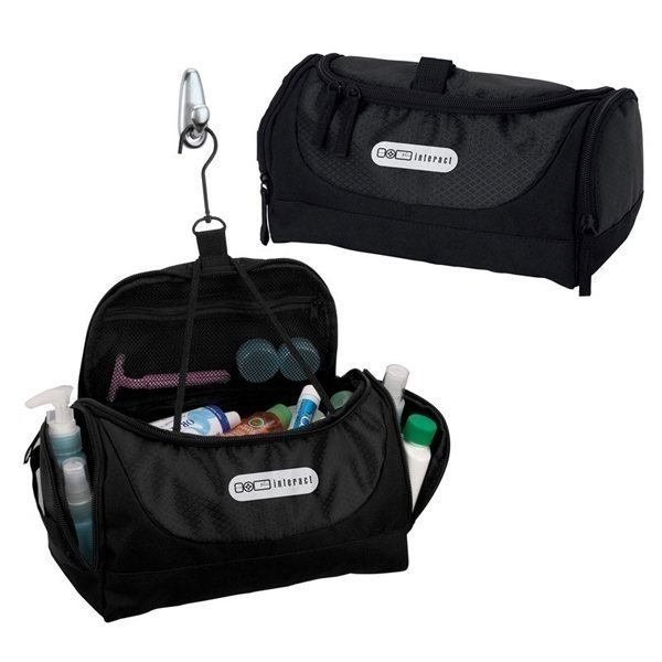Promotional Campagno II Hanging Toiletry Bag