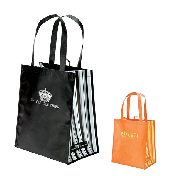 Promotional Andria RPET Laminated Tote