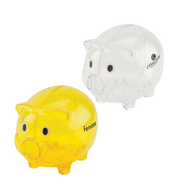 Promotional Oinky Large Piggy Bank