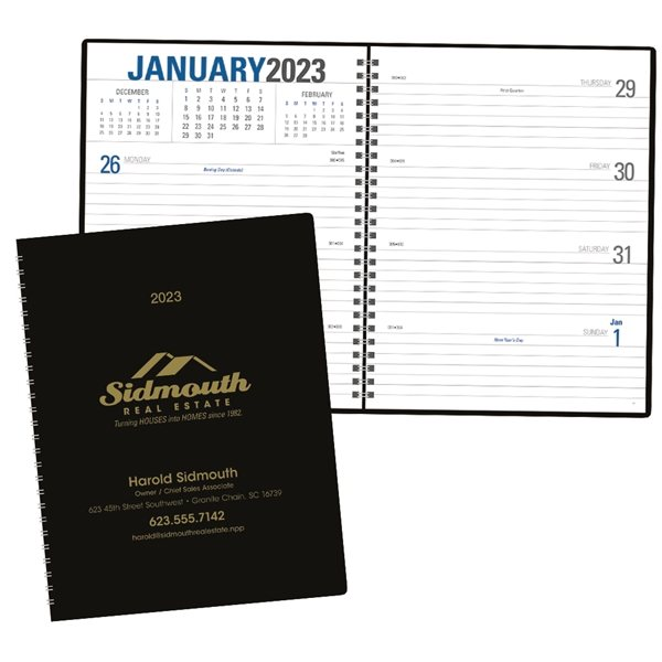 Promotional Classic Weekly Planner