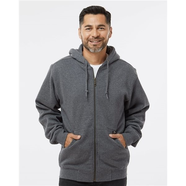 Promotional DRI DUCK Crossfire Heavyweight Power Fleece Jacket with Thermal Lining - Colors