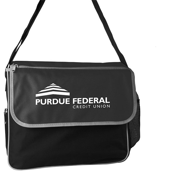 Promotional San Diego Two Tone Briefcase