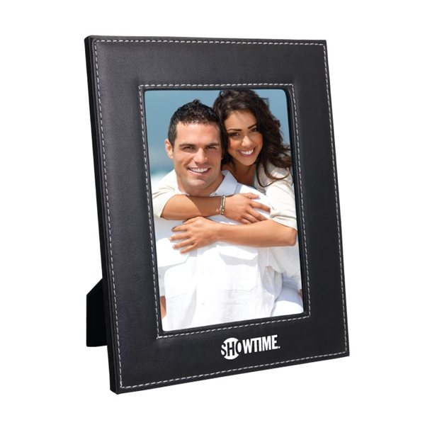 Promotional 5X7 Leatherette Photo Frame
