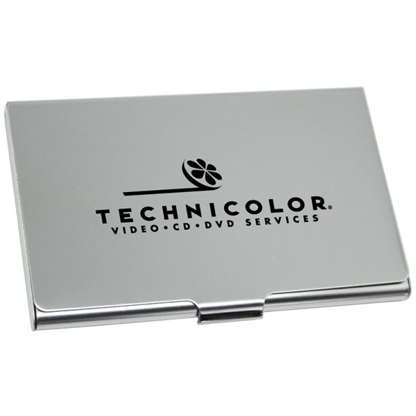 Promotional Classic Business Card Holder