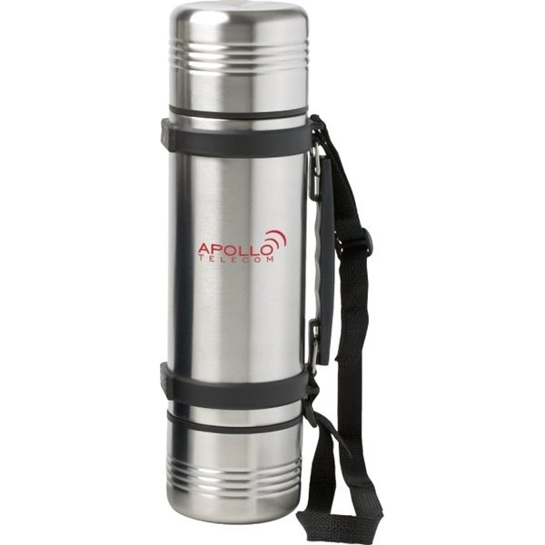 Promotional 34 oz Orion 3- in -1 Vacuum Insulated Bottle