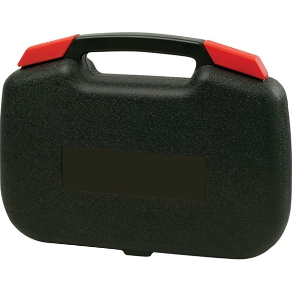 Promotional 123pc Tool Set with Bi - Fold Carrying Case