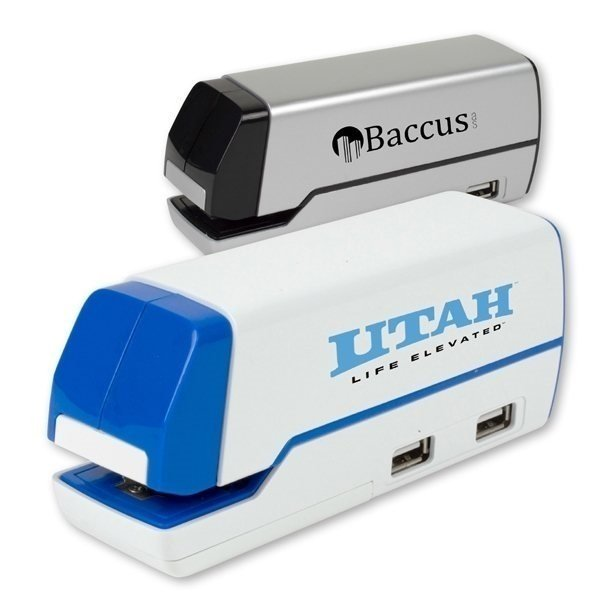 Promotional Auto Stapler With Usb Ports