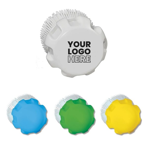 Promotional Scrubby - Easy To Hold Scrub Brush.
