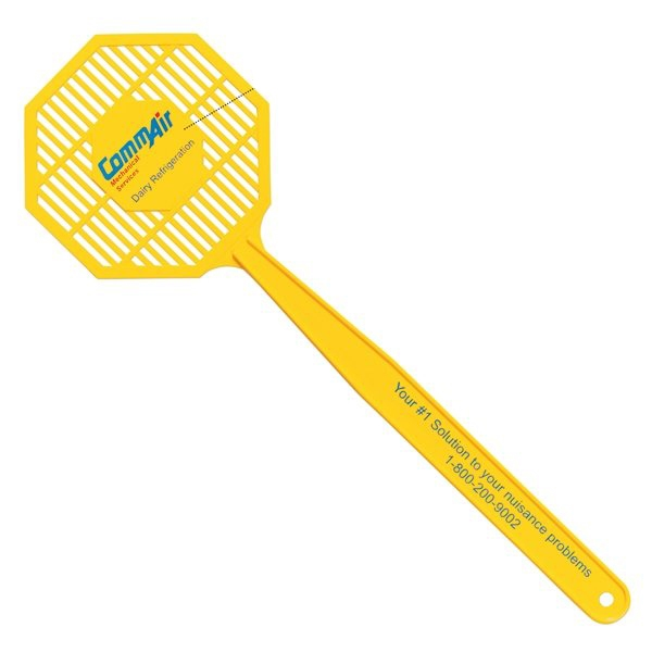 Promotional Medium Stop Sign Fly Swatter