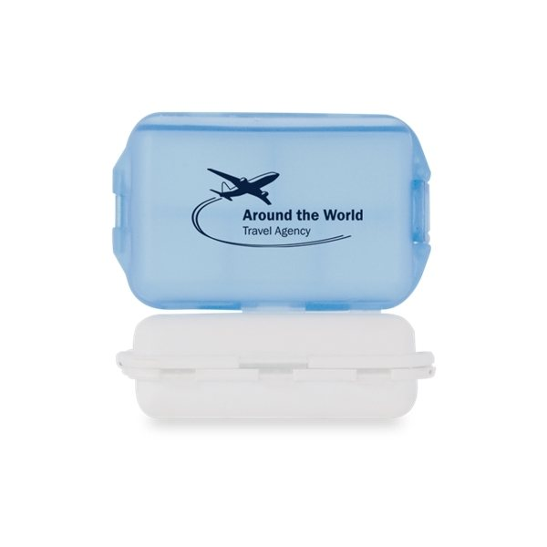 Promotional Fill, Fold and Fly Medicine Box