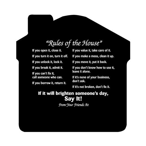 Promotional Rules of The House Jar Opener