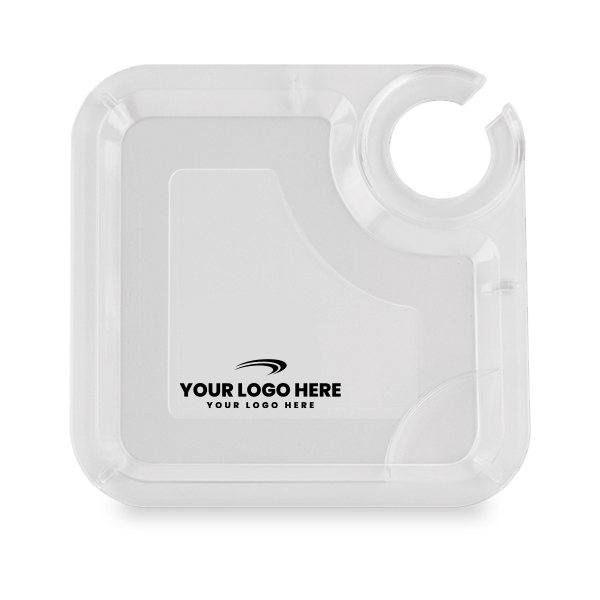Promotional Party Valet Snack Wine Tray