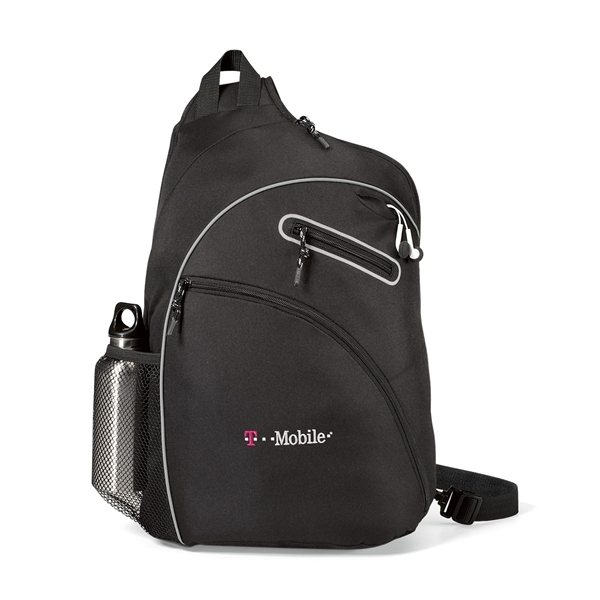 Promotional Evolution Computer Sling Pack