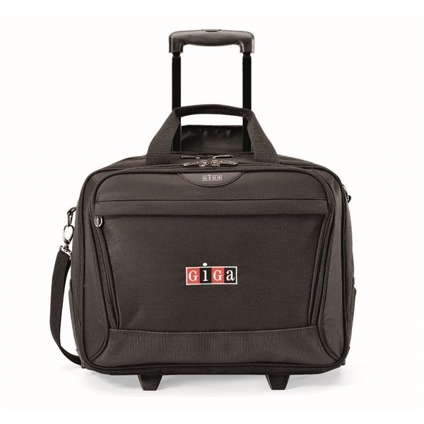 Promotional Icon Wheeled Computer Bag