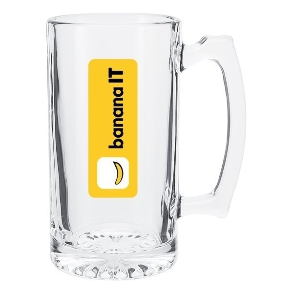 Promotional 25 oz Mug - clear
