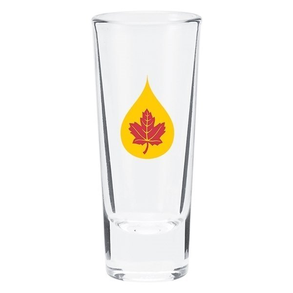 Promotional 1.5 oz Shooter - Clear
