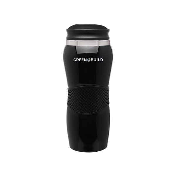 Promotional 14 oz Maui Gripper - Black