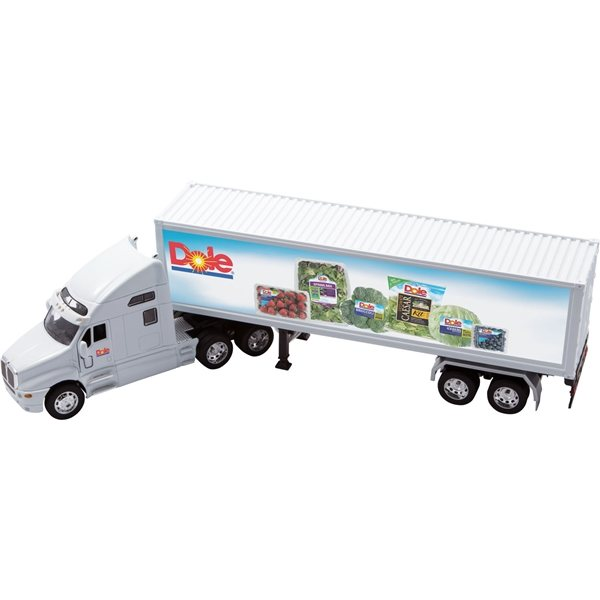 Promotional Kenworth T2000 With Trailer