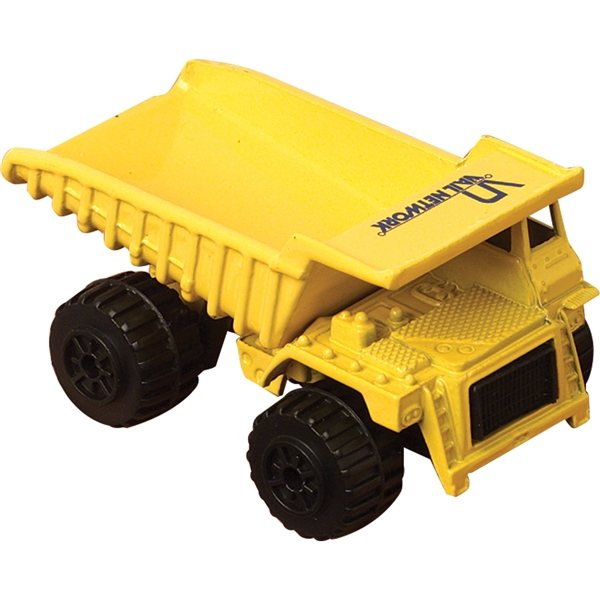 Promotional Die Cast Dump Truck (164 Scale)
