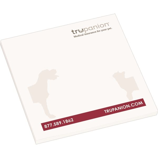 Promotional 3 X 3 Adhesive Notepad