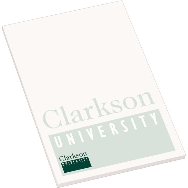Promotional 4 X 6 Adhesive Notepad