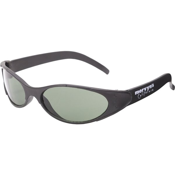 Promotional 100 UV Protected Turbo Wrap Sunglasses
